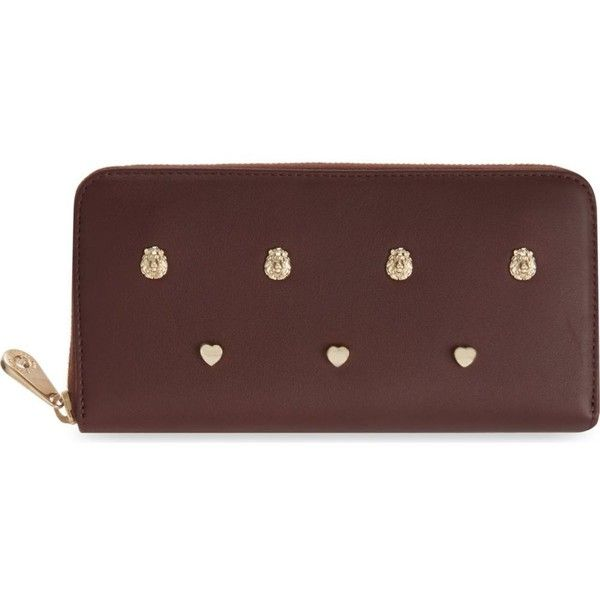 46e2600bd38 ... closeout mulberry cara delevinge zip around wallet 535 liked on polyvore  featuring bags e52c3 db27c