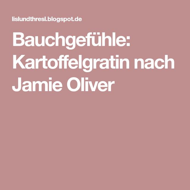 Jamie Oliver Kartoffelgratin