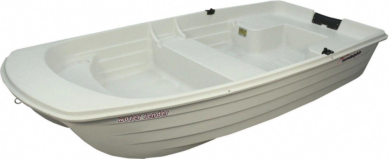 Sun Dolphin Watertender 9.4 Row Boat, White fishingboats
