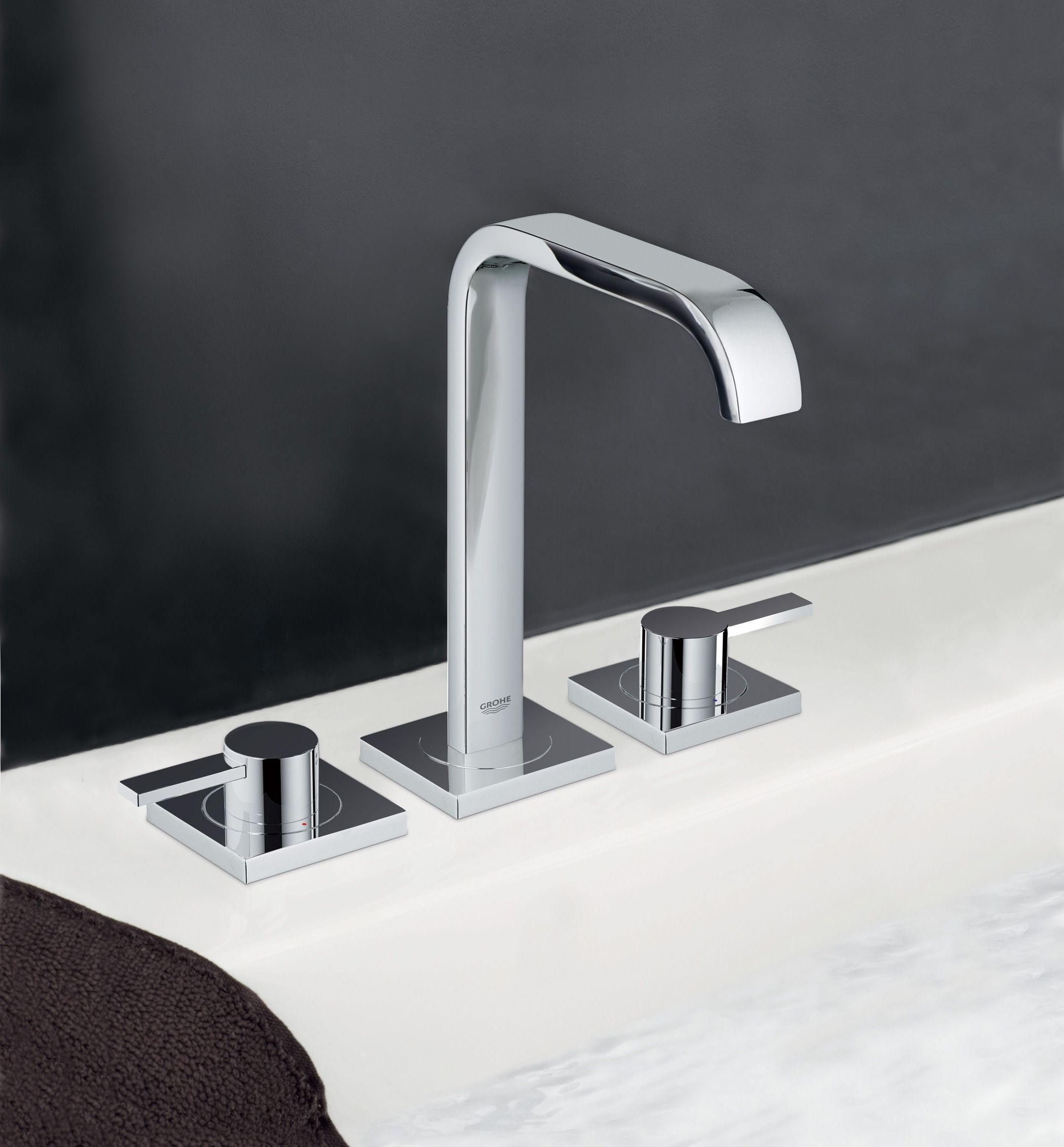 Achieve spa-like status with our Allure Collection of faucets ...