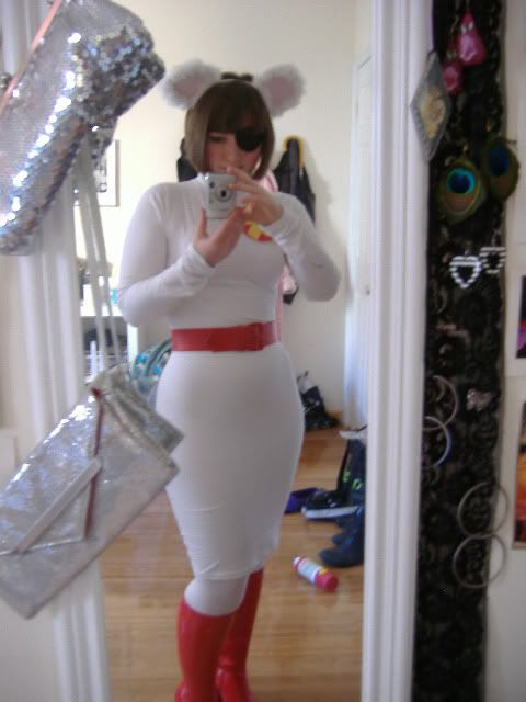 Sexy Dangermouse Cat Cosplay, Cosplay Ideas, Costume Ideas, Mouse Costume, Danger  Mouse