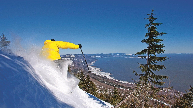 Club Med building ski resort in Quebec Travel weekly