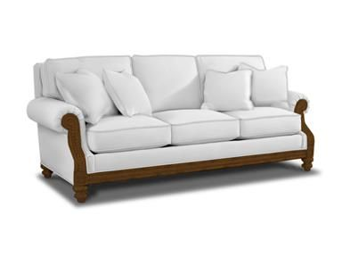 Shop For Tommy Bahama Home West Shore Sofa 7921 33 And Other Living Room Sofas At Willis Furniture In Virginia Beach Va A Handsome Sofa Living Room Sofa Furniture