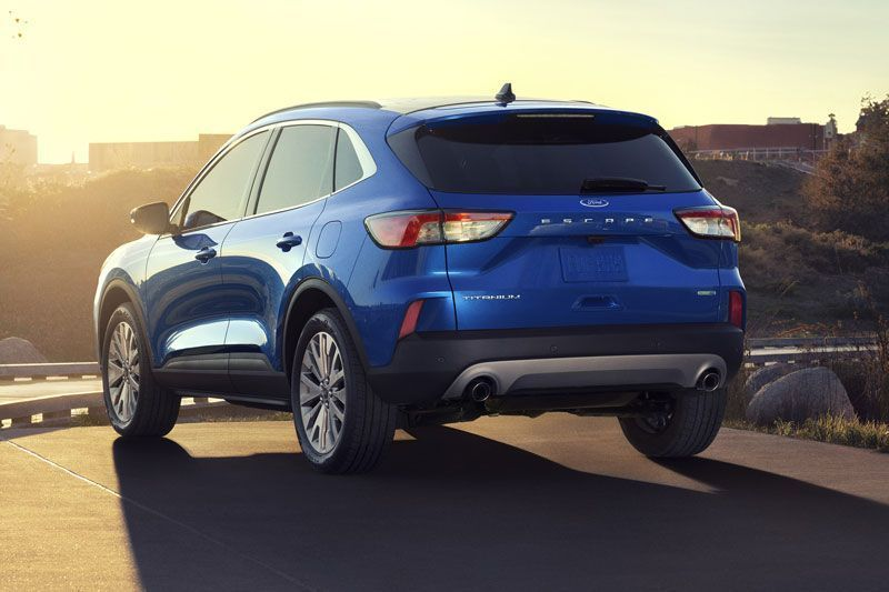 Modifikasi Ford Escape in 2020 Ford escape, Classic car