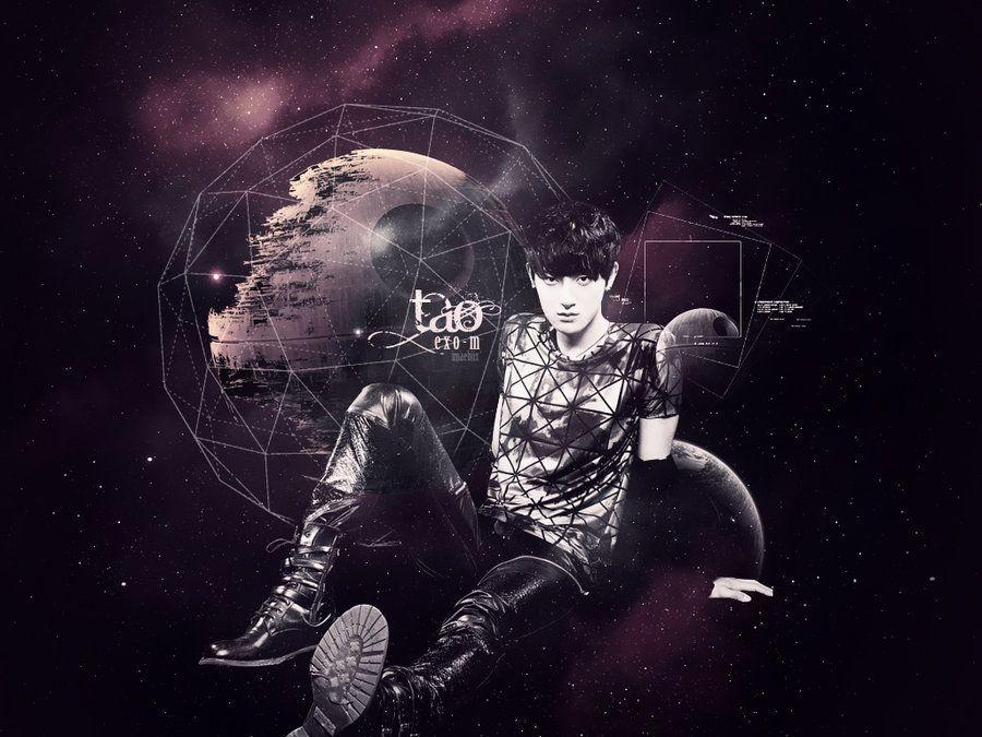 EXO - Tao @devientart