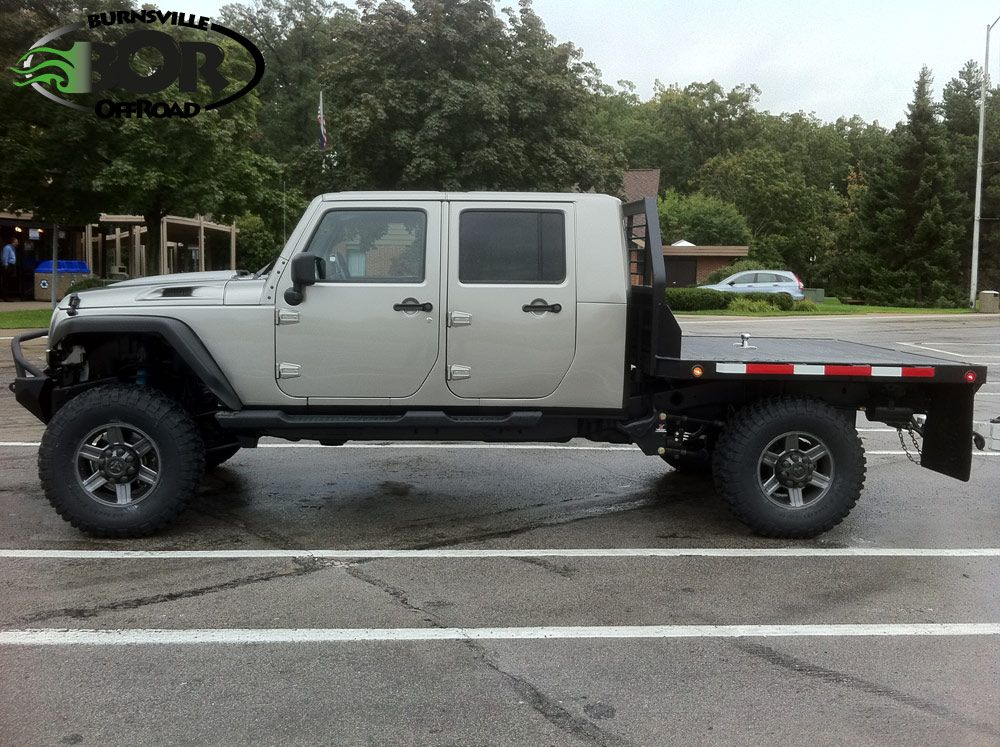 Introducing The Jk Hauler Pickup Jkowners Com Jeep Wrangler Jk