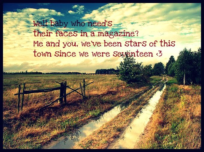 Everybody Dies Famous In A Small Town Quotes Lyrics Country