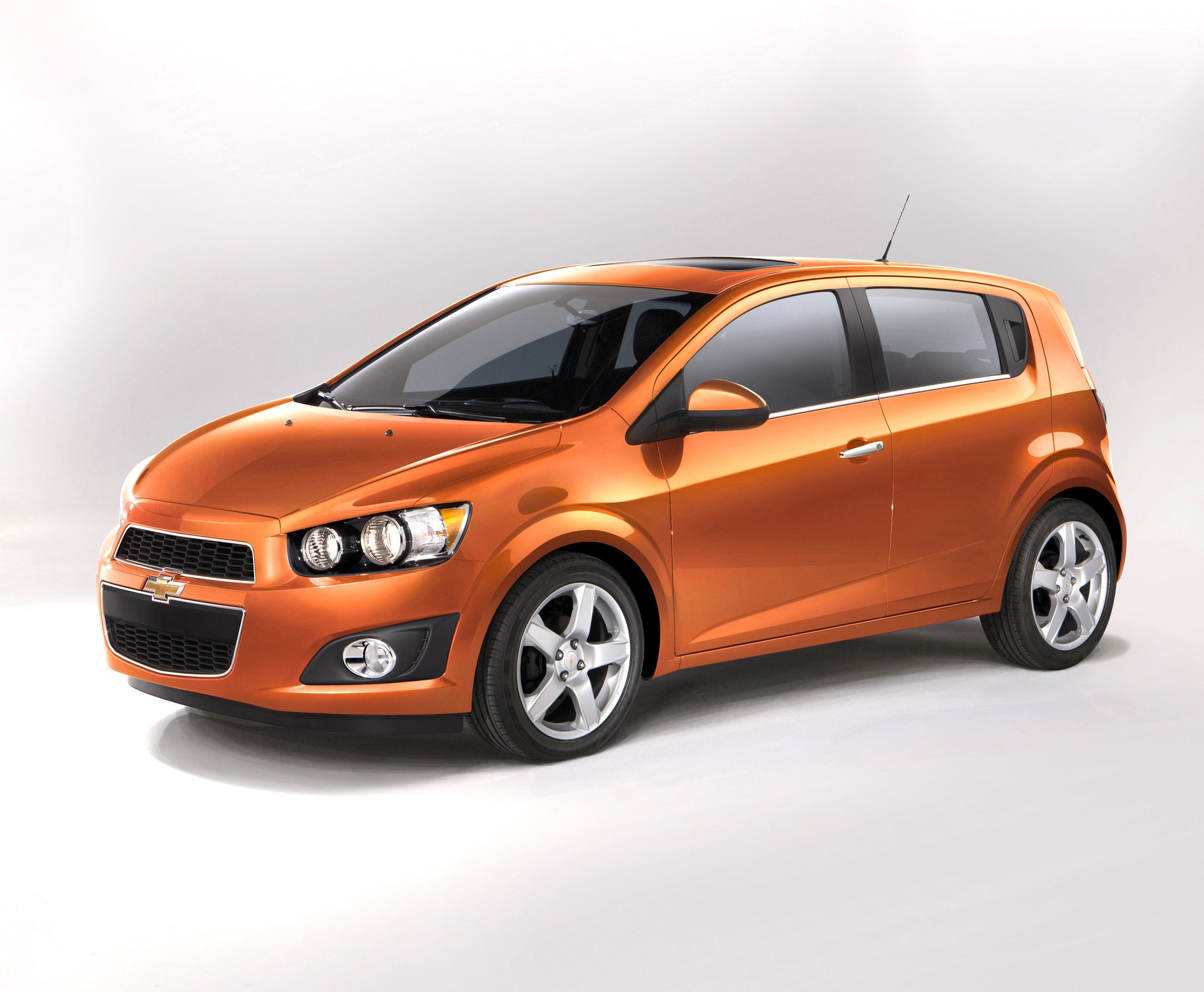 Orange Chevy Sonic Chevrolet Sonic Chevy Sonic Sonic Car