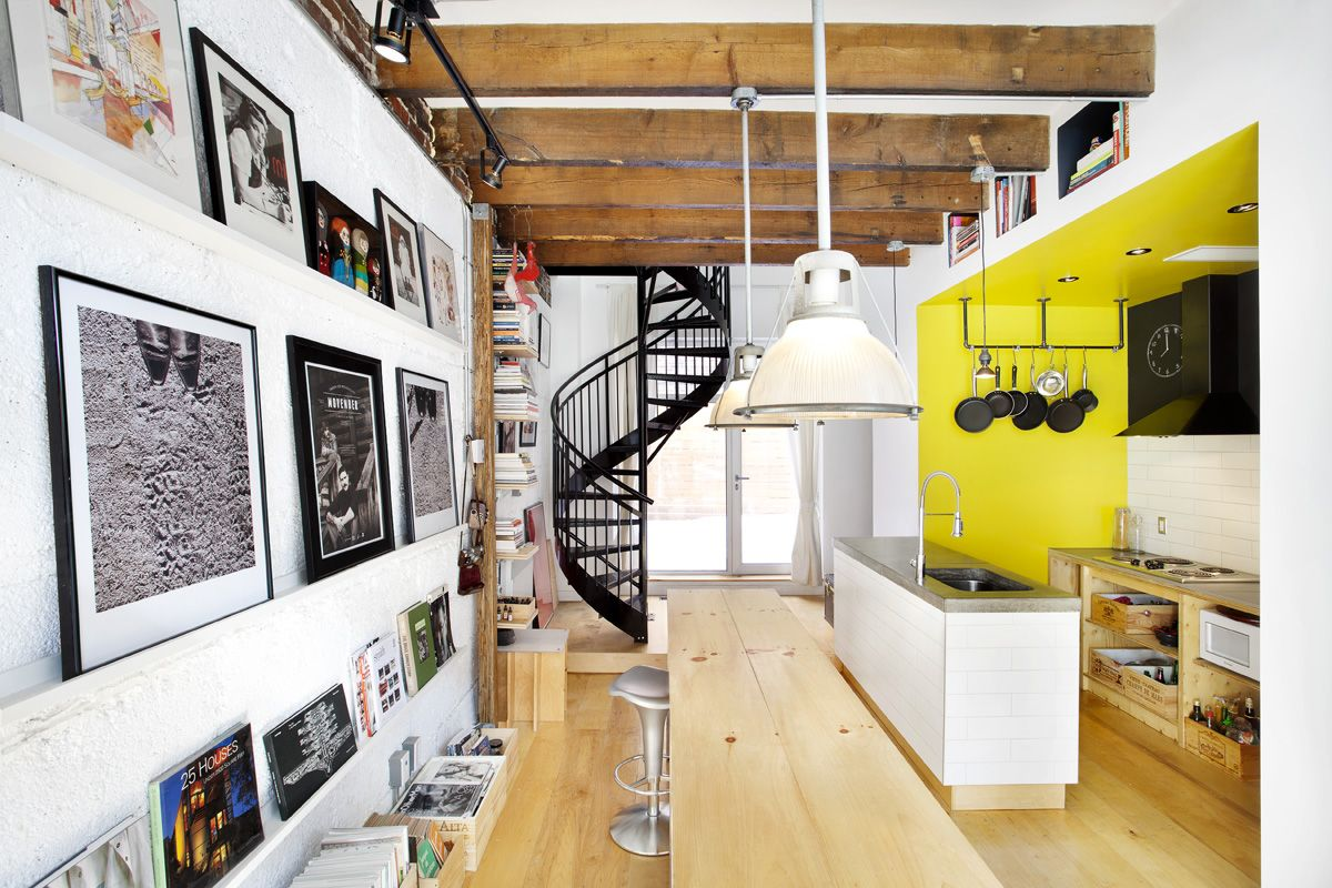 The Tire Shop is MARKVIVIs inaugural project located in the