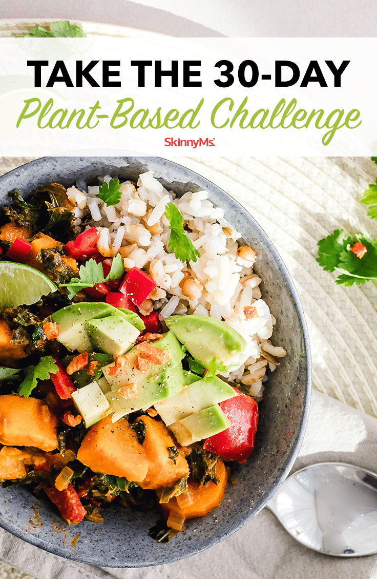 Why You Should Take The 30 Day Plant Based Challenge Plant Based Meal Planning Plant Based Diet Recipes Plant Based Diet Meal Plan