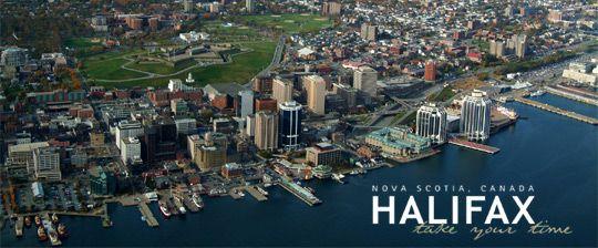 Halifax, Nova Scotia | Places I've lived and worked! | Nova