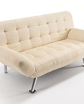 Seater Sofa Bed Futon Sofabed