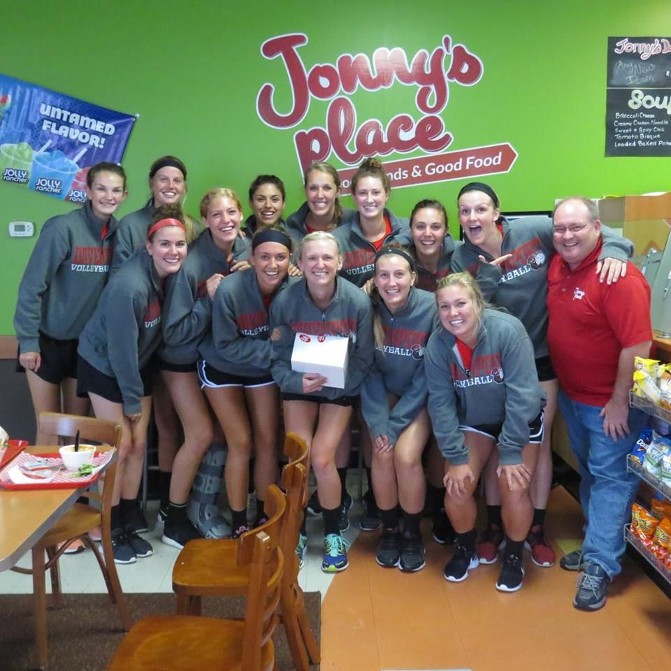 Davenport University Volleyball With Ed Tullar Davenport University Volleyball Character Shoes