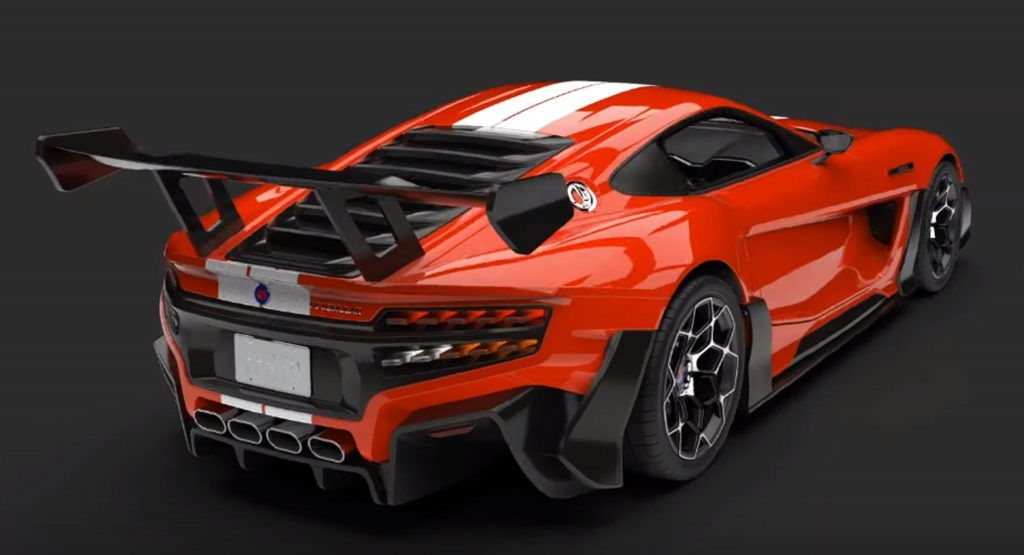 Factory Fives F9R The Ultimate Kit Car Has A 755 HP 9.5-Liter V12 But Might Not Happen