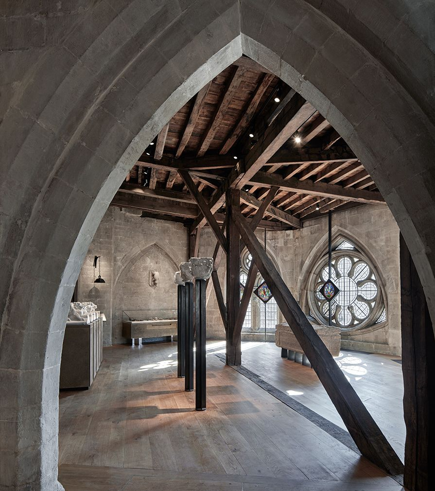 Peek Inside The Queen S Diamond Jubilee Galleries At Westminster Abbey The Spaces Westminster Abbey Westminster New Staircase