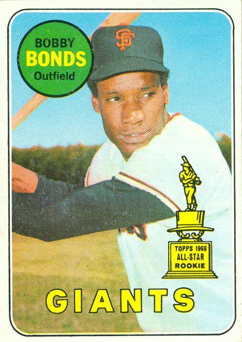 Bobby Bonds Baseball Cards Baseball Cards Baseball Mlb