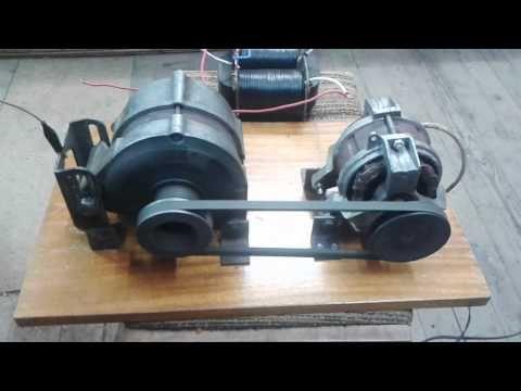 generator 12v ac to 230v ac | Soler krag | Tesla free energy