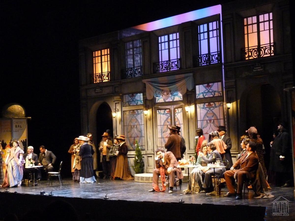 La Bohème   Opera2001