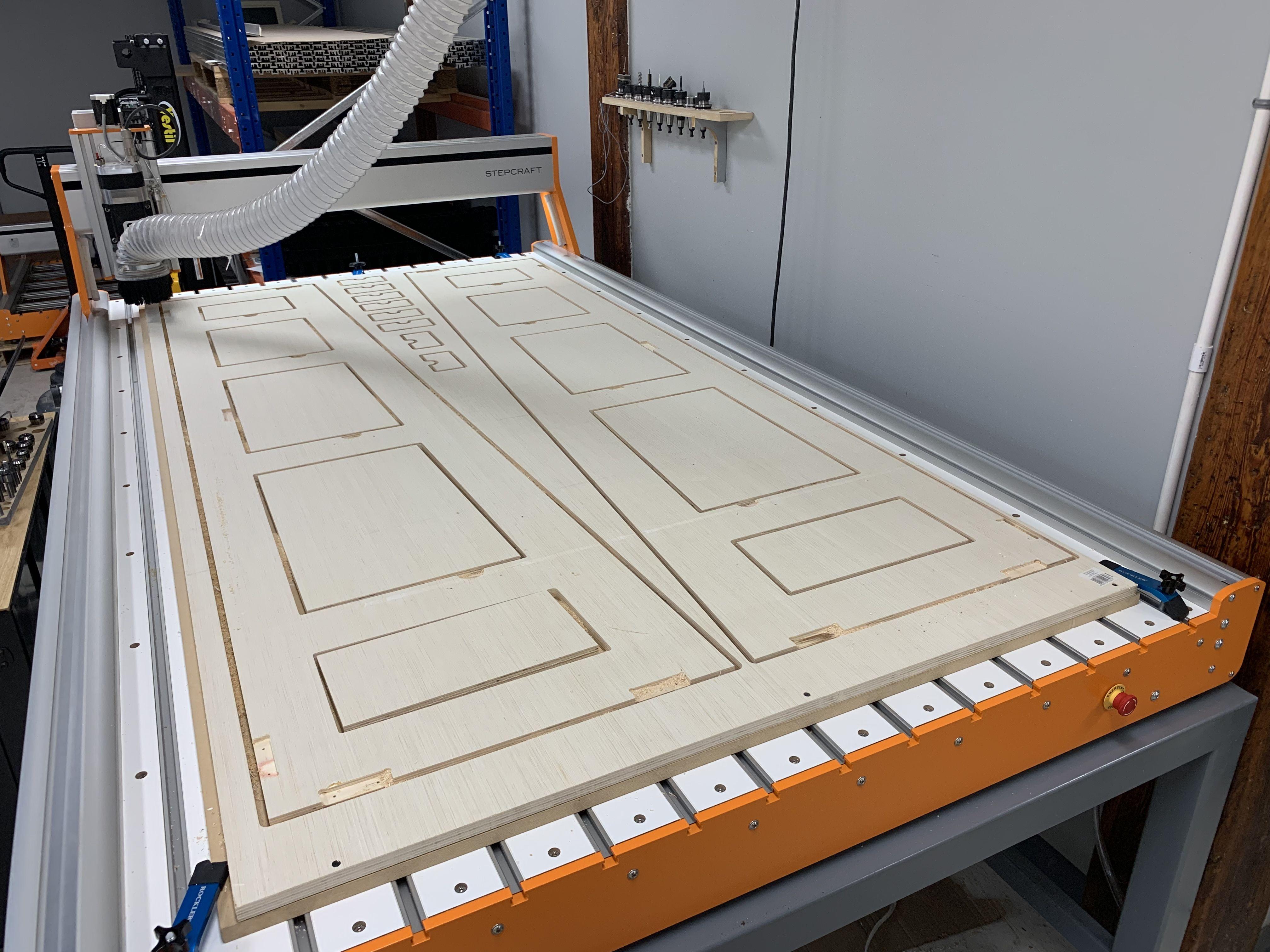 Pin On About Stepcraft Https Www Stepcraft Us Torrington Ct Usa Cnc Diy Woodworking 3dprinting