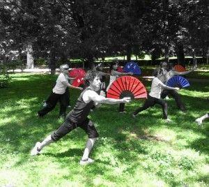 Tai Chi Madrid Claes al aire libre | Tai Chi, Wushu y Chikung en Madrid
