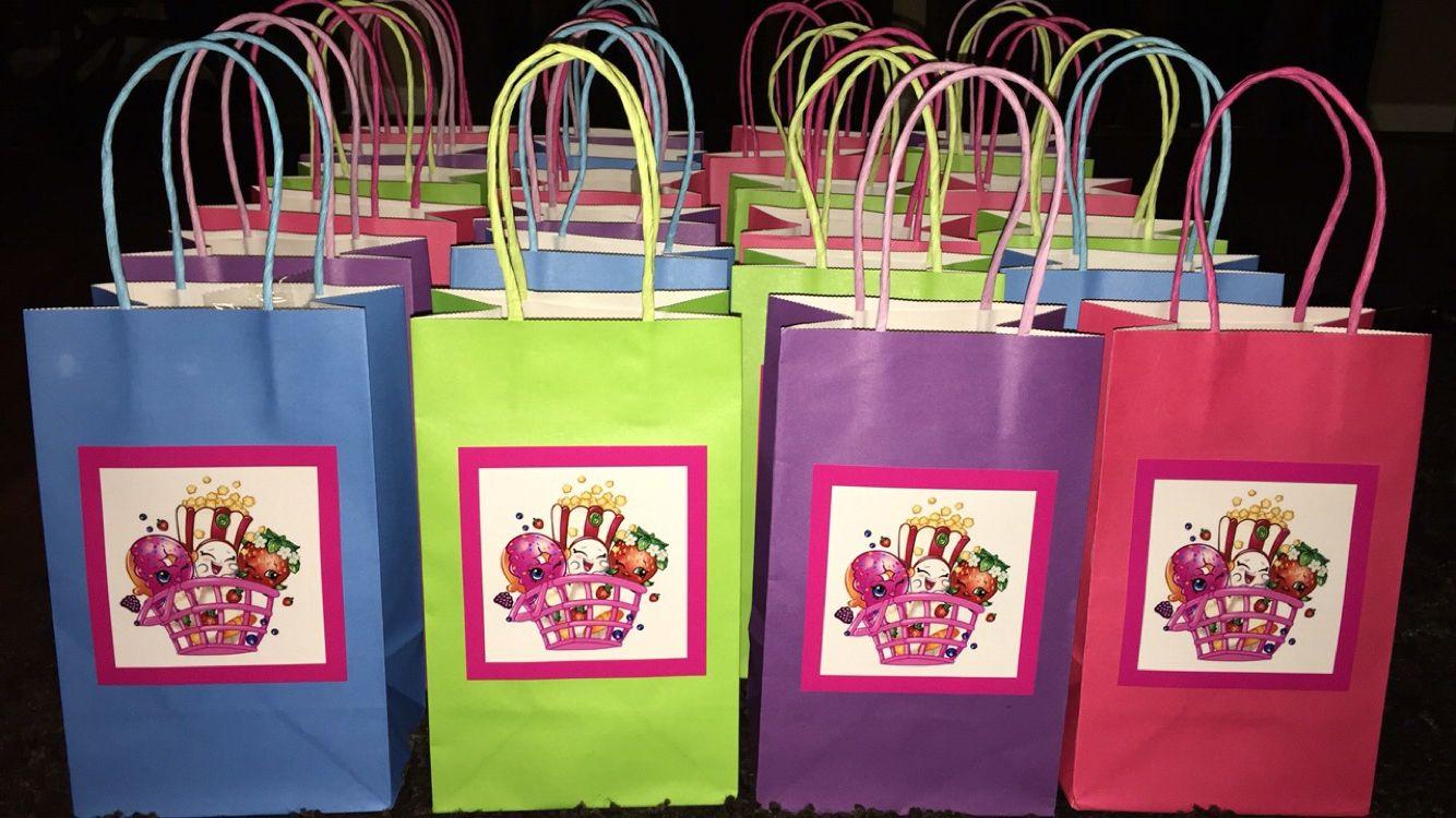 Kins Diy Goo Bags Colored