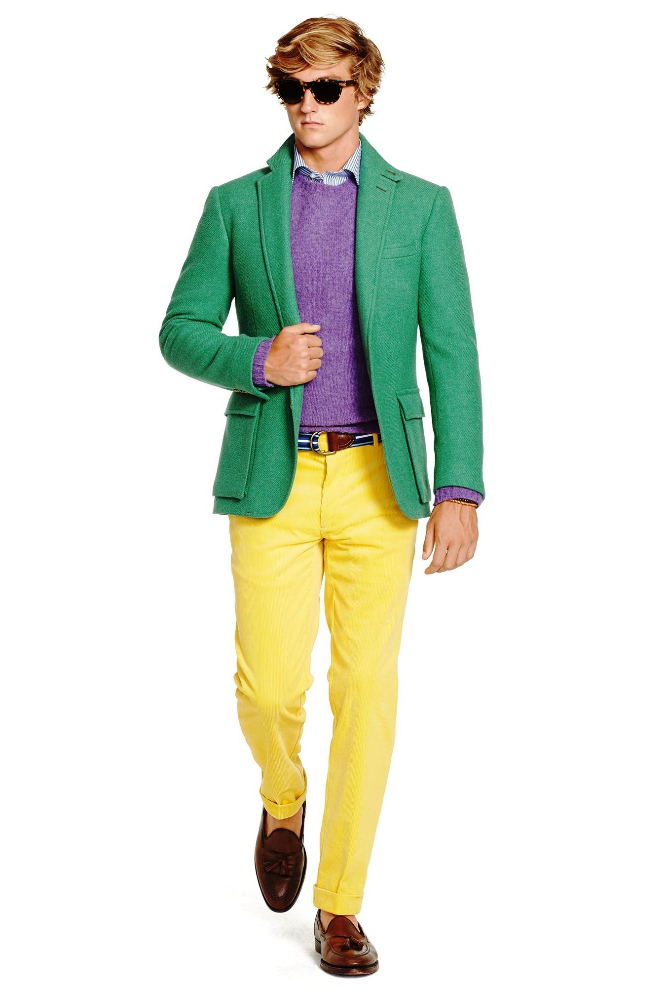 Polo Ralph Lauren Bedford Green Sport Coat  2336e44030f