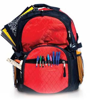 We wish the best of luck for all the children and teens that start school this week! Parents can follow our tips to avoid excessive backpack load.