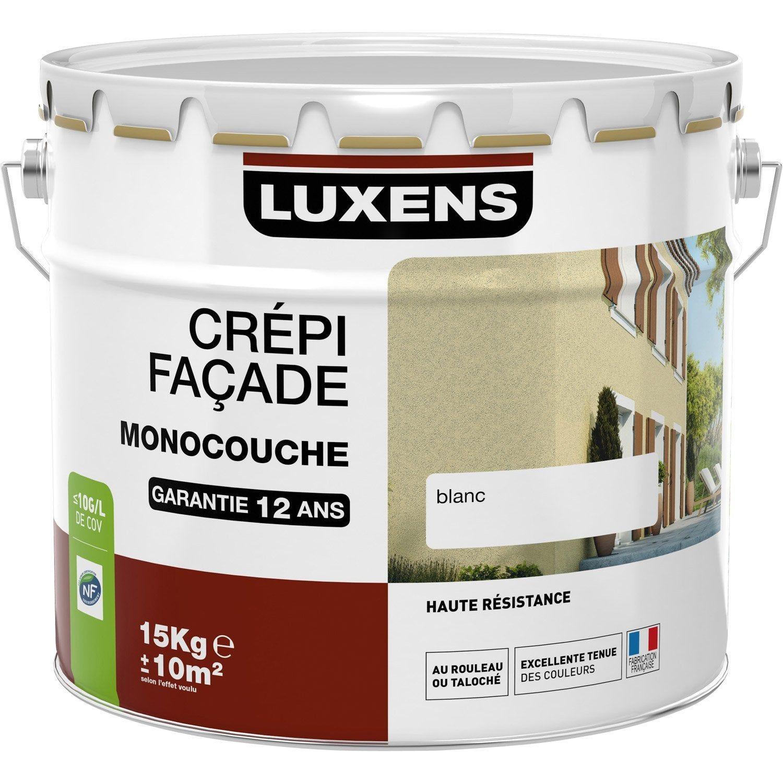 Crepis Facade Luxens Ton Pierre 15 Kg Crepis Facade Crepis Exterieur Et Merlin