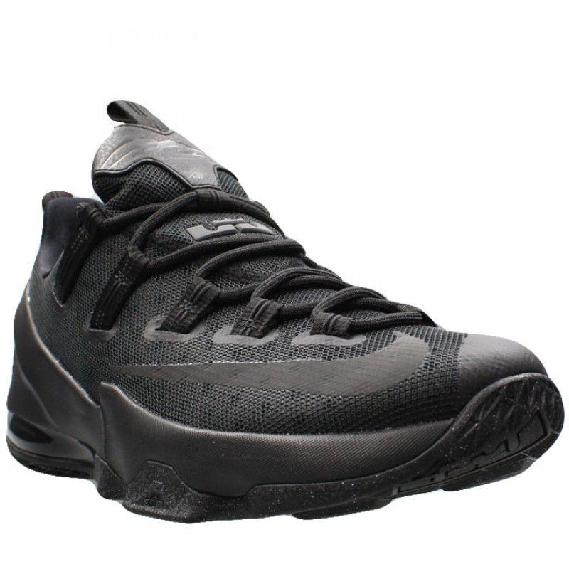 125a1e4f414 Can The Nike LeBron 13 Low Black   Reflective Silver Gain Momentum ...