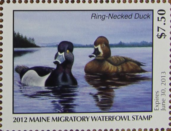 2012 Duck Stamp