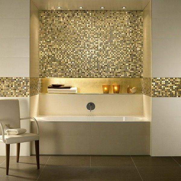 Wandgestaltung im badezimmer  badezimmer ohne fliesen ? ideen für fliesenfreie wandgestaltung ...