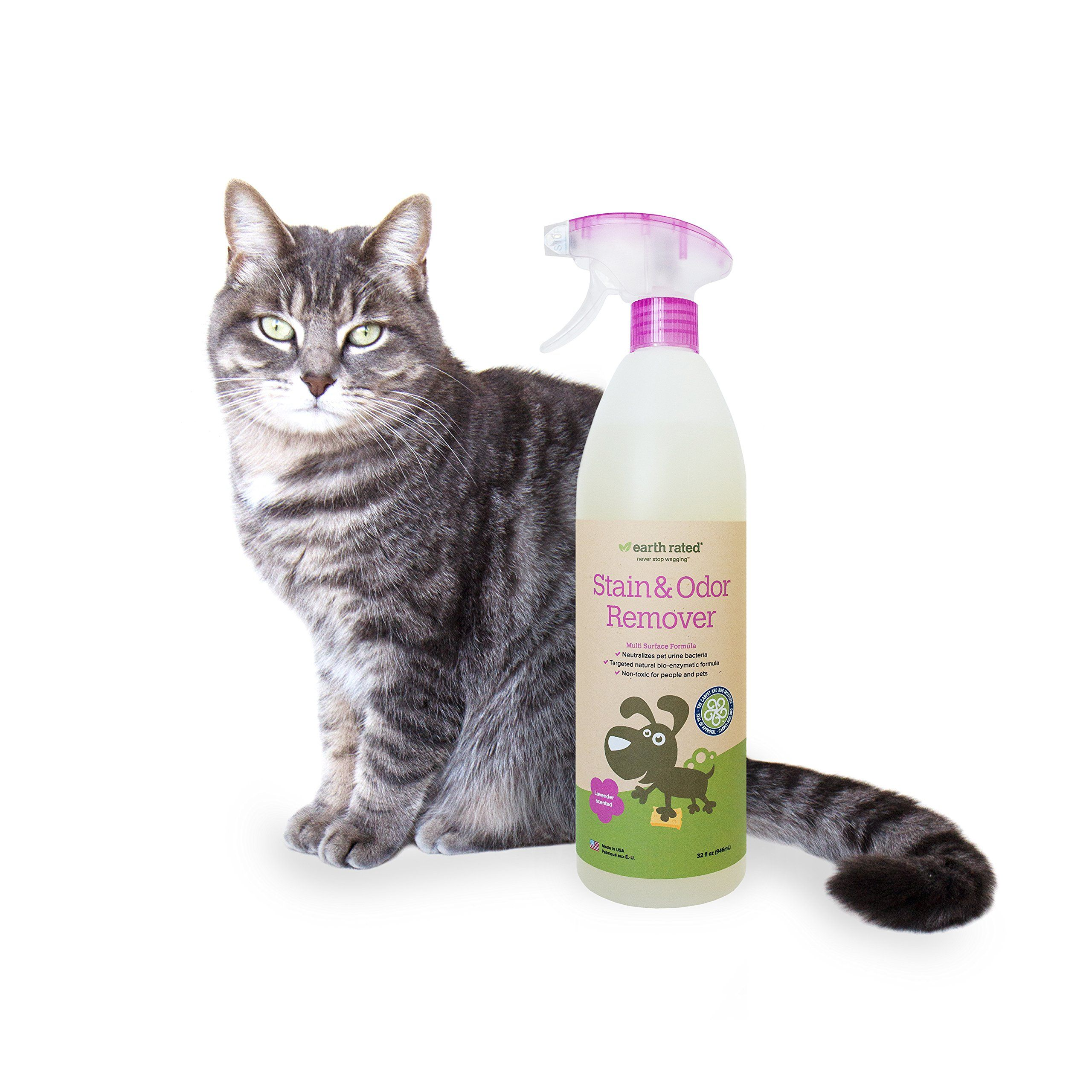Earth Rated Pet Stain And Odor Remover Powerful Multi