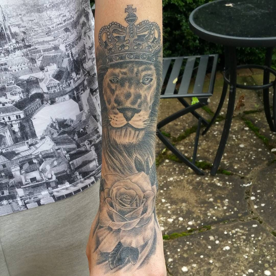 Cool 80 Awesome Lion Tattoo Designs The Symbol Of Glory And Power