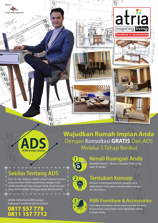 Pin oleh atria furniture Indonesia di Atria Design