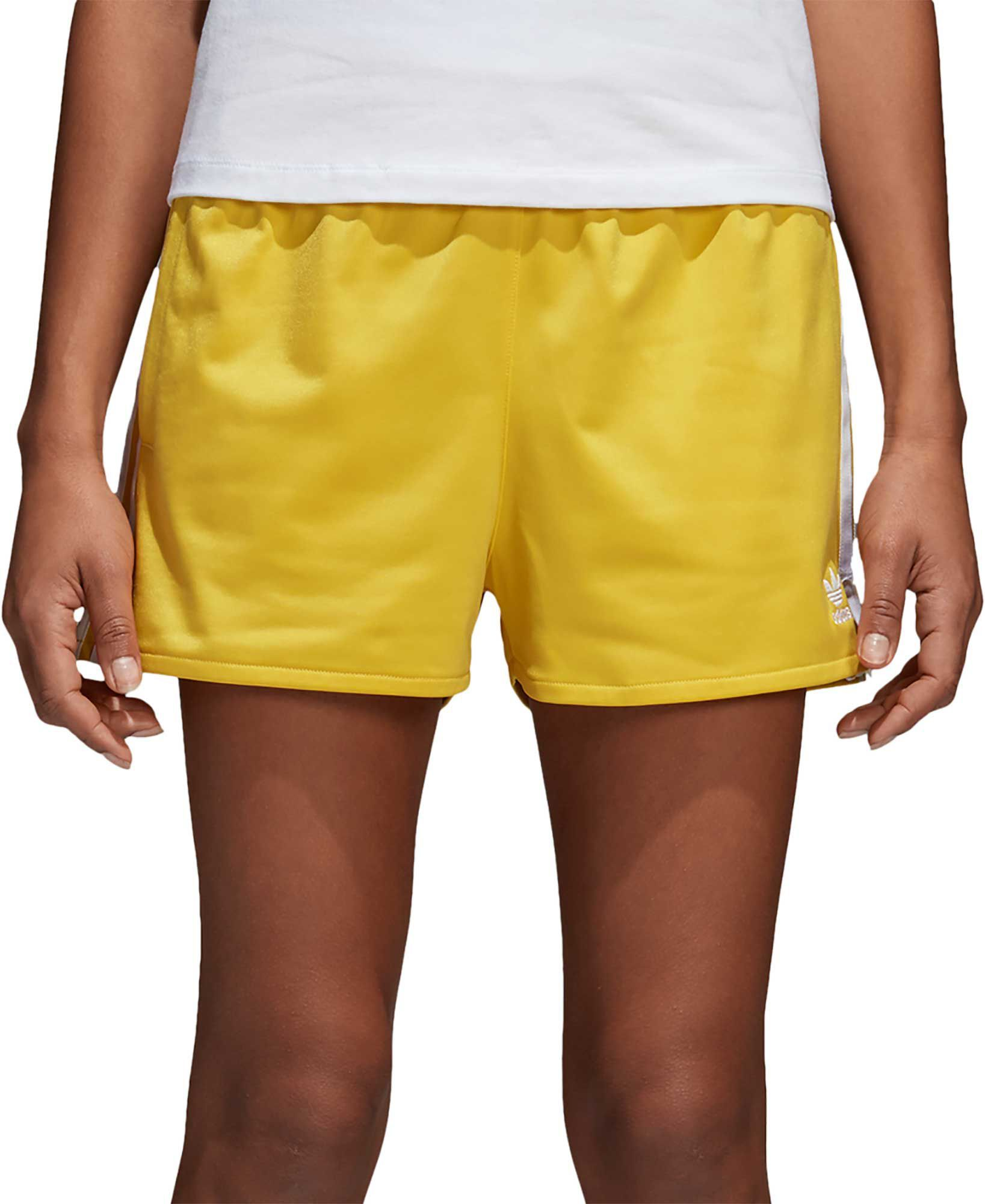 bc52502ef adidas Originals Women's 3-Stripes Shorts   Products   Striped ...