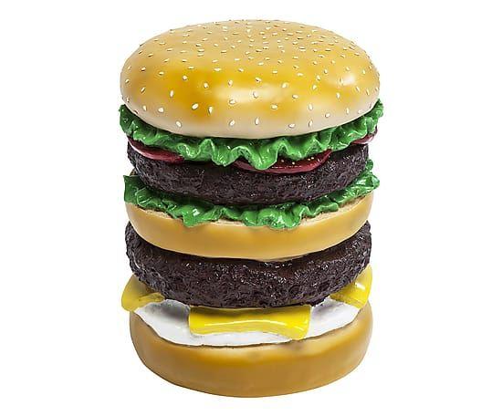Sgabello in poliresina hamburger cm idee soluzioni
