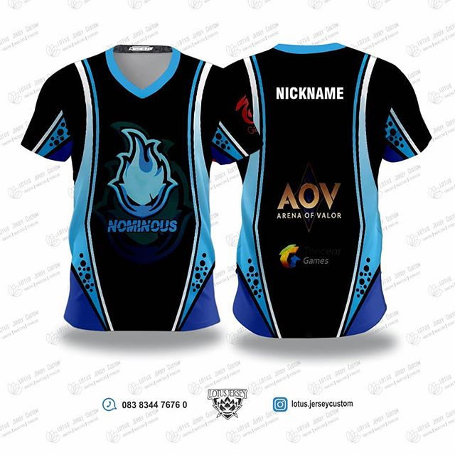 Download Pin On Esports Jersey Custom