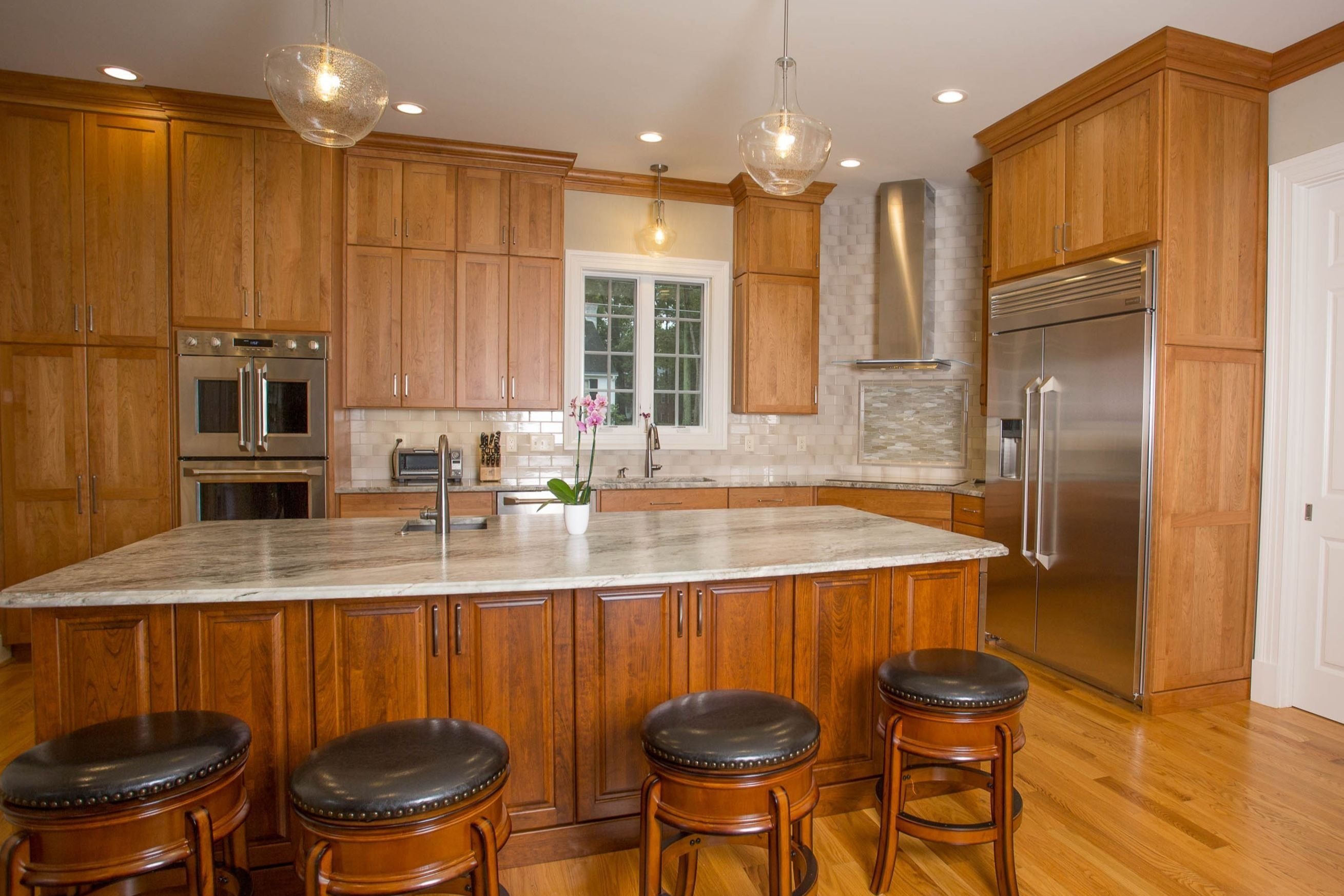 Ceiling Height Wall Cabinets and Active Base Cabinets on ...