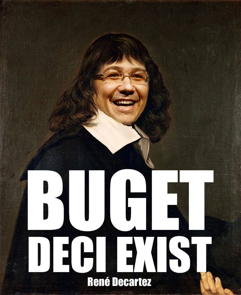 Bugetul lu peşte #1
