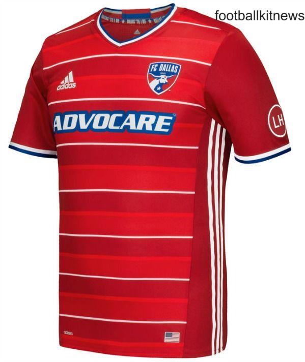 9ba2aca9c FC Dallas Home Jersey 2016