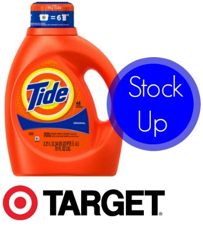 Tide Detergent Printable Coupons Gift Card Deal At Target Gift