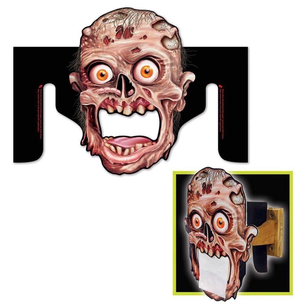zombie toilet paper dispenser (24ct) | toilet paper dispenser