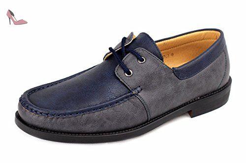 bf40dcbf5d82d hommes neuve À Enfiler Chaussures Bateau Conduite Moccasin chic décontracté  Mocassin Taille 6-12 -