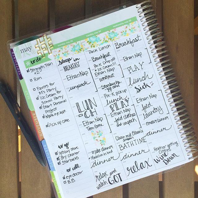 Planning Pretty: Minimalistic- Pretty Handwriting And A Few Washi