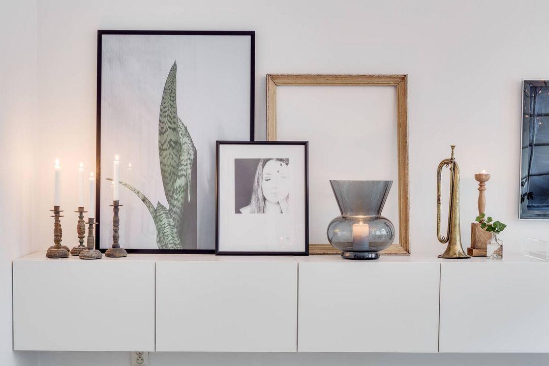 ENTRE MODERNE ET CLASSIQUE | Mantels, Salons and House