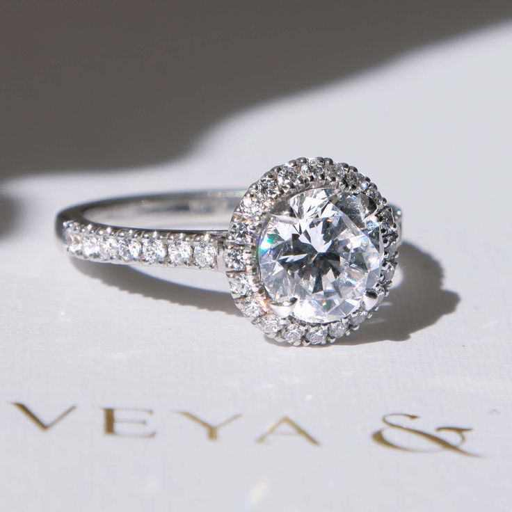 Bridal Shoes Auckland New Zealand: The Kraz Setting. Naveya & Sloane Engagement Ring, Made To
