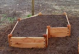 We Are Thinking Of Making Raised Beds For Our Vegetable Garden. Looking  Forward To Playing