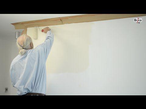 Peindre un mur intérieur - Bricolage avec Robert - YouTube projet - Peindre Un Mur Interieur