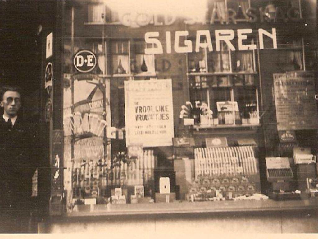 Sigarenwinkel Jansen, Grote Visserijstraat
