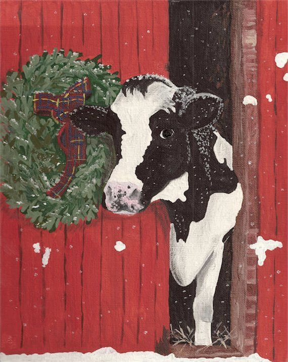 Holstein Calf Life Size Statue Farm Prop Display Cow Decor ... |Holstein Cow Decorations